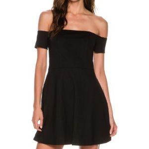 FREE PEOPLE Mambo Mini Dress Black M